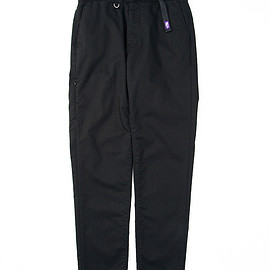 THE NORTH FACE PURPLE LABEL - Stretch Twill Tapered Pants NT5700N 2017SS