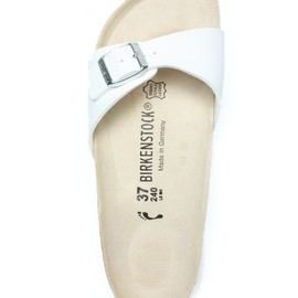 BIRKENSTOCK - MADRID BF White