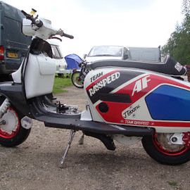 LAMBRETTA - British Historic Racing