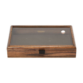 PUEBCO - display box- olive/small