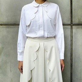 PAMEO POSE - CLOUD SHIRT WHITE