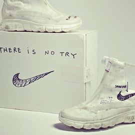 Nike X Tom Sachs - Space Camp Shoes