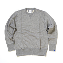 LOOPWHEELER - LW01 Set in sleeve crew neck