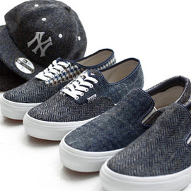 VANS - Beauty Youth Harris Tweed Pack