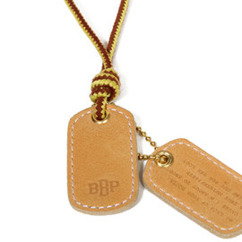 BBP - BBP Timbos Dog Tag