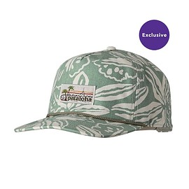 patagonia - Pataloha Stand Up Hat - Tropical: Distilled Green