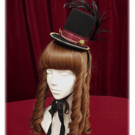 BABY,THE STARS SHINE BRIGHT - 歌紡ぎの マーチングミニHAT/Minstrel marching mini HAT