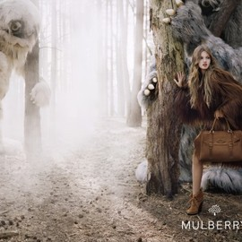 Mulberry - Mulberry Autumn Winter 2012 campaign, shot by Tim Walker
