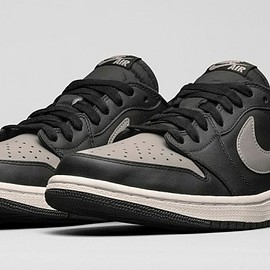 Jordan Brand - Air Jordan 1 Low OG - Shadow
