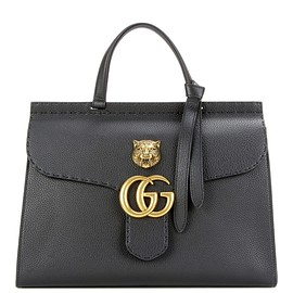 GUCCI - Resort 2016 GG Marmont leather tote