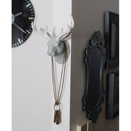 imm living - jackalope wall hook