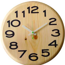 LANDSCAPE PRODUCTS - CHEESE CLOCK