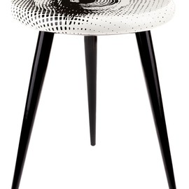 FORNASETTI - EYE PRINT STOOL