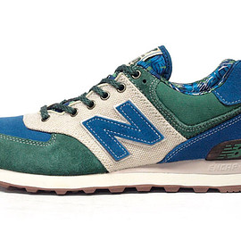 "new balance - ML574 ""BOTANICAL GARDEN"" ""LIMITED EDITION"""