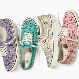 Vans Vault - Vans Vault x Peanuts Fall 2014 Collection