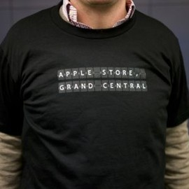 Apple  - Grand Central Opeining T-Shirt