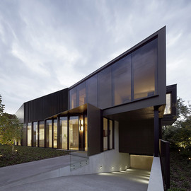Inarc Architects - Shruded house