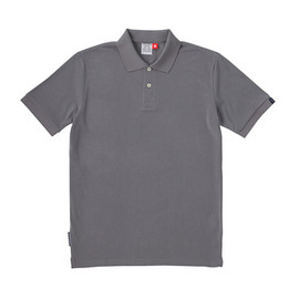 LOOPWHEELER - Swiss Cotton Plain Polo Shirt