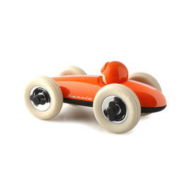 Playforever Toys - Midi 1 Race Car Orange