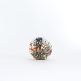 Landscape Products - HAFOD GRANGE - PAPERWEIGHT S #MIXED FLORA [HGPW1-010]