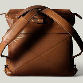 hard graft - Back2Back Laptop Bag / Heritage