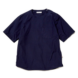 HEAD PORTER PLUS - SHIRT TEE H/S NAVY