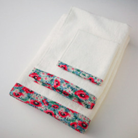 Nanadecor - Organic Cotton Towel