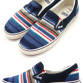 VANS x RonHerman - Native Knit Slip-On
