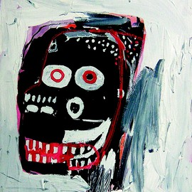 Jean-Michel Basquiat - Untitled, 1983