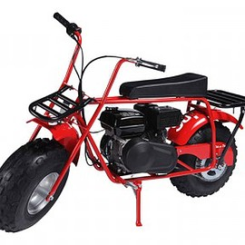 Supreme x Coleman - CT200U Mini Bike