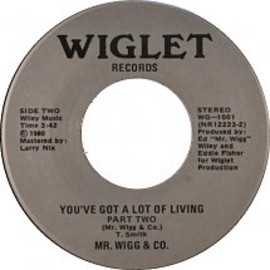 Mr. Wigg & Co. - You've Got A Lot Of Living