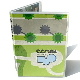 who's DJ C.O.M.B.i.? - CD / DVD double pack