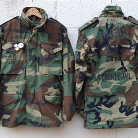 US ARMY×US - M-65 Field Jacket/Dead Stock