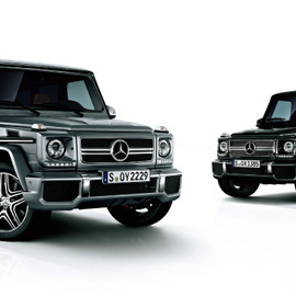 Mercedes-Benz - The NEW G-Class