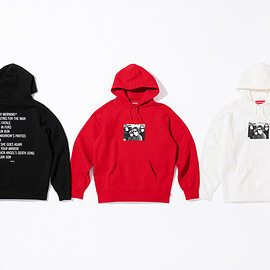 Supreme, The Velvet Underground - Hooded Sweatshirt