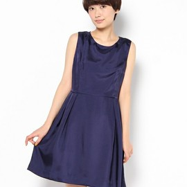 TOhRCH SELECT - AMIW / VINTAGE TWILL DRESS