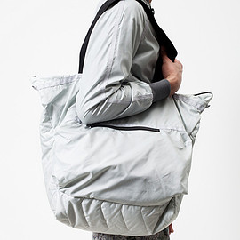 Christopher Raeburn - Packaway Tote Grey