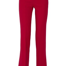 Theory - Demitria stretch-wool flared pants