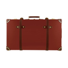 GLOBE-TROTTER - CENTENARY Red & Tan - 30