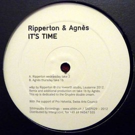 Ripperton & Agnès - It's Time EP