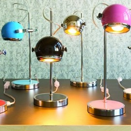 Leitmotiv - Mini Retro Table Lamps
