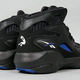 Reebok - Shaq Attacked - Black/Blue