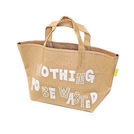 MAKOO RE;USE Project - Tote bag S Print Aki