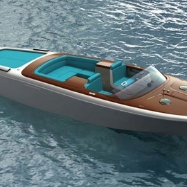 Riva Yacht - Marc Newson powerboat