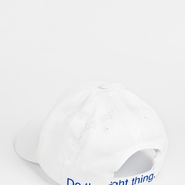"""""""Do The Right Thing"""" Cap - Blue colette Edition"""