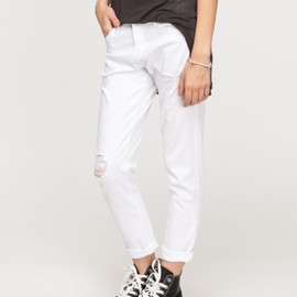 Bedford Jeans in Whiteout
