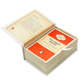 Penguin Books - Postcards from Penguin: One Hundred Book Covers in One Box