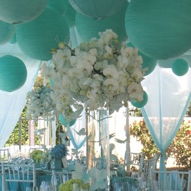 wedding - lovely lanterns