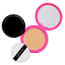 3 concept eyes - 3 CONCEPT EYES PINK CREAMY COMPACT FOUNDATION
