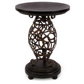 IMAX - IMAX Scroll Base Occasional Table
